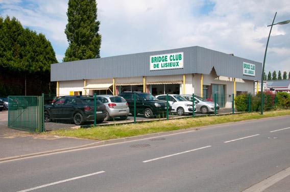 locaux bridge club lisieux calvados normandie
