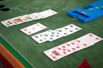 jeu cartes bridge normandie